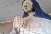 Tượng Đức Mẹ đồng trinh đột nhiên