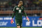 "Xem Joe Hart ""vồ ếch"", Torino bại trận"