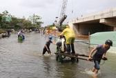 Thủy điện ở Quảng Nam xả lũ nhiều vùng bị ngập
