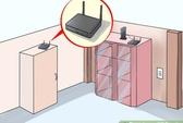 Cách tăng độ phủ sóng Wi-Fi hữu hiệu