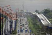 Tuyến metro Sài Gòn đầu tiên đang thành hình