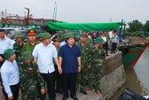Bão số 7 đe dọa Quảng Ninh, Hải Phòng