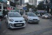Hà Nội quyết xử taxi ngoại tỉnh
