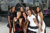 Cuộc chiến khốc liệt ở hai bảng đấu WTA Finals