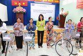 Quỹ CEP đẩy mạnh hoạt động hỗ trợ cộng đồng