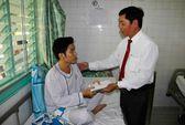 Vinasun hỗ trợ chi phí phẫu thuật tim cho nhân viên khó khăn
