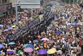 Trung Quốc: Hàng ngàn người biểu tình phản đối dự án lò đốt rác