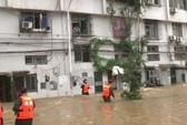 Trung Quốc: Lụt lớn