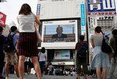 Nhật hoàng Akihito bóng gió chuyện