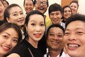 NSƯT Trịnh Kim Chi xúc động họp mặt