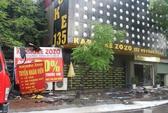 Hi hữu cháy nhà nối tiếp cháy quán karaoke trên cùng phố