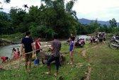 Sạt lở núi, hơn 10 người dân gặp nạn, 2 người tử vong