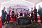 Hà Nội: Đặt phiến đá tại trường Pháp có học sinh 20 quốc tịch