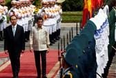 Chủ tịch nước Trần Đại Quang họp hẹp với Tổng thống Philippines