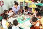 TP HCM: Trường mầm non giữ trẻ dịp hè
