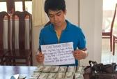 Bắt kẻ vận chuyển trái phép hơn 600 triệu đồng vào Việt Nam