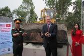 Hoàn thành xử lý 45.000m3 đất ô nhiễm dioxin tại sân bay Đà Nẵng