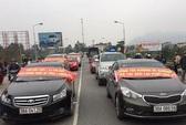 Phản đối việc thu phí, dân đưa ô tô chặn cầu Bến Thủy