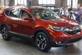 Cận cảnh chiếc Honda CR-V thế hệ mới