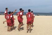 Việt Nam thắng Trung Quốc 5-2 giải bóng đá bãi biển