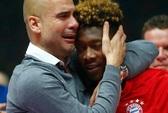 Pep Guardiola khóc nức nở trong ngày chia tay Bayern