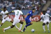 Thái Lan thua Ả Rập Saudi vì quả 11 m tranh cãi