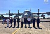 Mỹ giảm giá máy bay vận tải cho Philippines