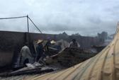 Hỏa hoạn biến xưởng than sạch 3 tỷ thành tro