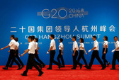 Kinh tế bị lu mờ tại G20?