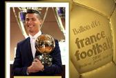 Ronaldo trên đỉnh thế giới