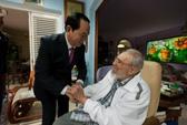 Vĩnh biệt cựu Chủ tịch Cuba Fidel Castro!