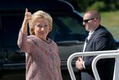 Bà Clinton: Tôi sẽ không bao giờ ra đi