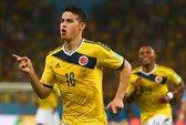 James Rodriguez sắp sang M.U với giá 50 triệu bảng