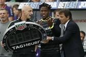 HLV Conte đổ lỗi trọng tài, khen Diego Costa