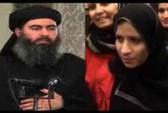 """Vợ cũ khen thủ lĩnh tối cao IS là """"người đàn ông lý tưởng"""""""