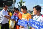 12 đơn vị tham gia giải bóng đá CNVC-LĐ