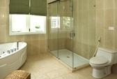 Phong thủy không gian vệ sinh trong nhà