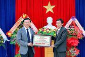 Trường ĐH Đông Á trao 3.000 học bổng cho học sinh, sinh viên