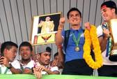 Thái Lan vỡ mộng World Cup, Kiatisuk dốc sức cho AFF Cup