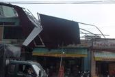 Biên Hòa hỗn loạn vì mưa