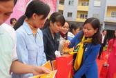 600 chuyến xe đưa 28.000 công nhân về quê đón Tết
