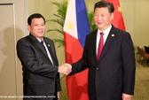 Ông Duterte: Trung Quốc cần cấm đánh bắt ở Scarborough