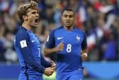 """""""Người hùng"""" Gameiro tỏa sáng,  Pháp đại thắng Bulgaria"""