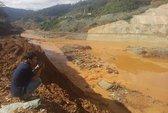 Vụ vỡ cống Thủy điện Sông Bung 2: Do sức nước lũ quá lớn
