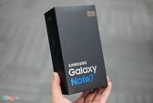Galaxy Note 7 sắp bán ở Việt Nam có gì lạ?