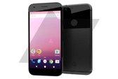Google Pixel: chạy Android 7.1, dùng chip Snapdragon 821