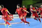 Tuyển futsal Việt Nam gặp Ý, Paraguay ở World Cup