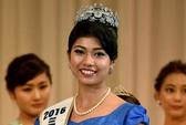 """Tân Hoa hậu Nhật Bản bị """"ném đá"""" vì không thuần Nhật"""