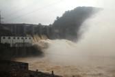 Thủy điện Hố Hô xả lũ