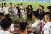 Hòa giao hữu Tajikistan, HLV U19 tự tin thắng Triều Tiên